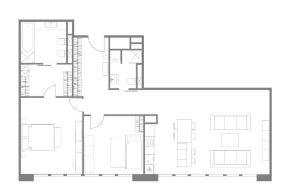 ЖК Tatlin Apartments (Татлин Апартментс)